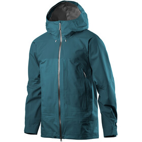 Houdini Candid Jacket Men Abyss Green